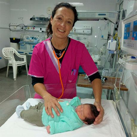 Dra. Dolores Galvez, Salta, Argentina